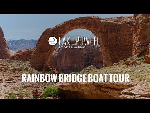 Rainbow Bridge Boat Tour