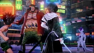 Jump Force - 11 Minutes of NEW Gameplay #3 | TGS 2018 Demo Build