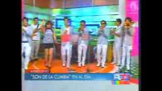 VIDEO: MIX NATUSHA (en vivo BOLIVISION) - SON DE LA CUMBIA EN VIVO