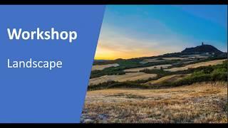 WORKSHOP LANDSCAPE - VALLE D'ORCIA - A GIUGNO