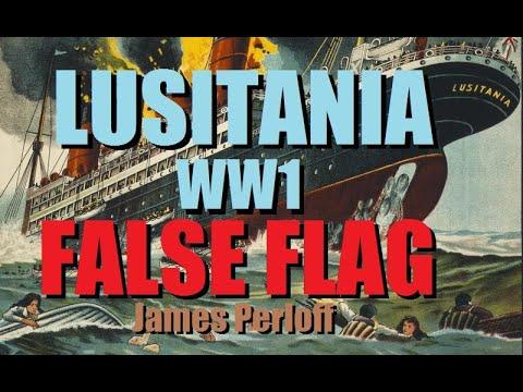 Dr Stan with James Perloff – Sinking of the Lusitania – 06-06-14