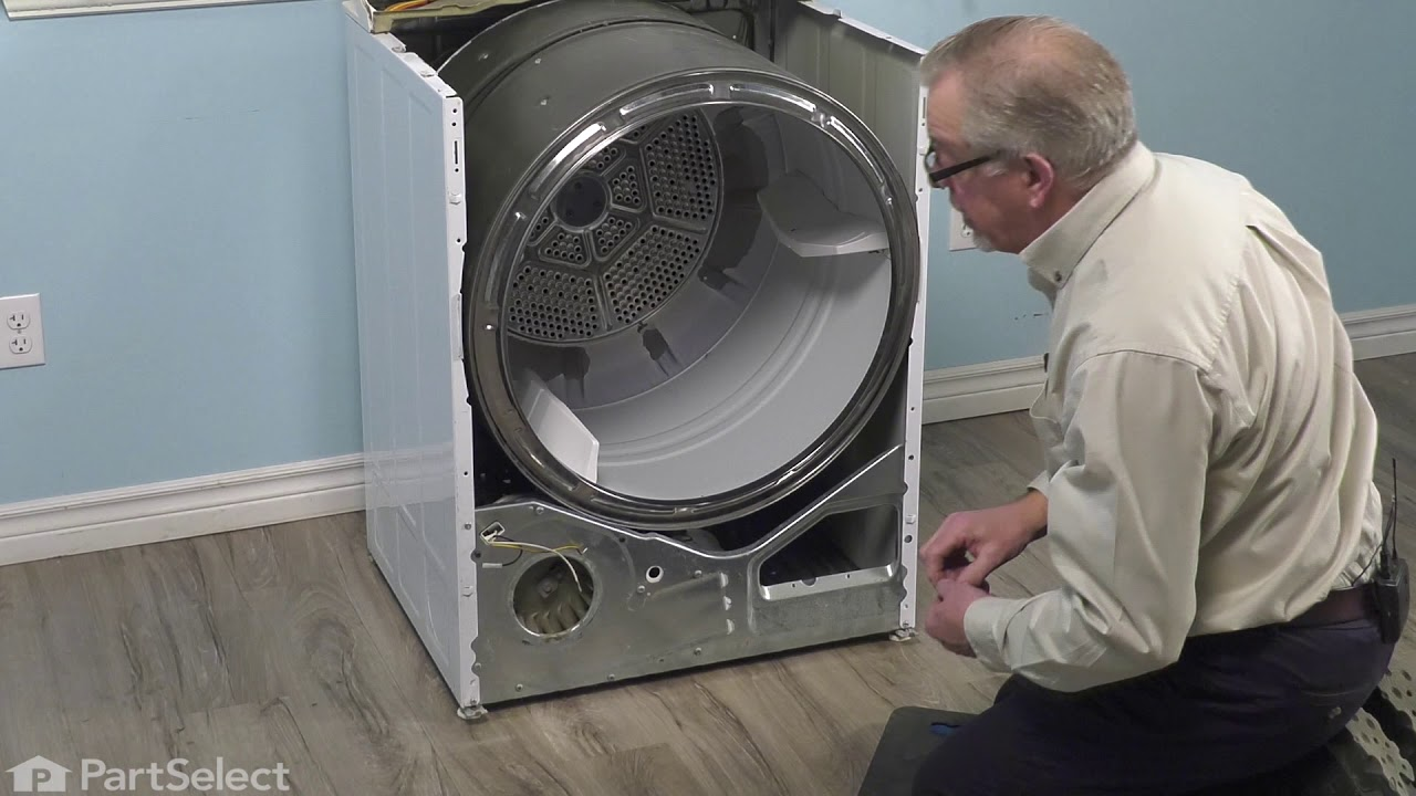 Replacing your General Electric Dryer Safety Thermostat