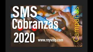 SMS y Cobranzas, explosión del negocio en tiempos de crisis.