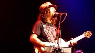 Jason Mraz - Best Friend (NEW SONG) Live @ Melkweg, Amsterdam 21-11-2012