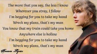 Taylor Swift - Willow (Lyrics)