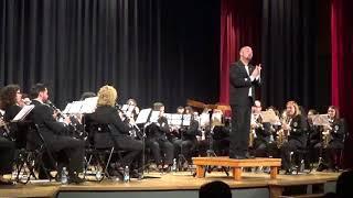 Christmas Greetings (Andy Clark)  - Banda Municipal De Música De Lezuza
