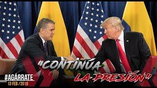 EE.UU. APUNTA AL QUIEBRE | PARTE 1 | AGÁRRATE | FACTORES DE PODER