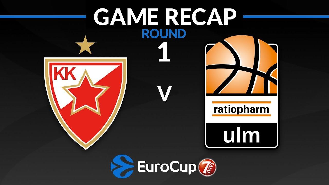 EuroCup / I kolo / KKCZV - BCULM 88:73