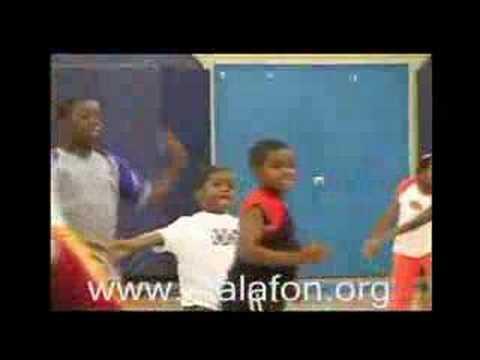 Interview with Kadiatou Conte-Forte - Balafon Dance Ensemble