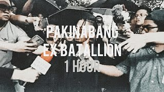 [1 Hour Loop] Pakinabang   Ex Battalion