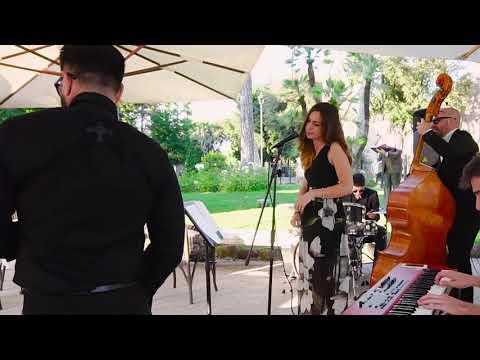 Alessandra Primo Cantante jazz, swing e blues Roma musiqua.it