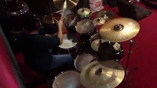 """藍井エイル (Eir Aoi) - アクセンティア (Accentier) """"Drum Cover"""""""