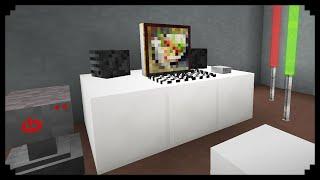 ✔ Minecraft: How to make a Gaming Setup