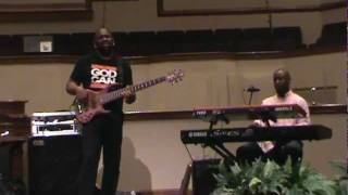 Andrew Gouche,Kelvin Wooten (We fall down and we get up)