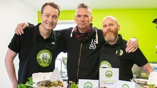 Forest Green Rovers launch vegan food company