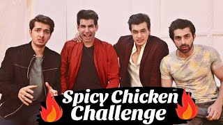 SPICY Chicken Challenge | Part 1 | Rimorav Vlogs