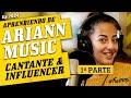 Ariann - Entrevista en Fighters  a la naranja de 10 años - ¿Como en #LaResistencia ?