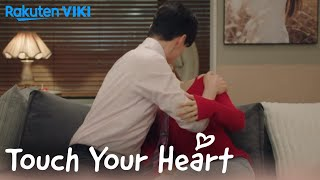 Touch Your Heart - EP15 | Kiss Scene Practice