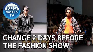 Things change 2 days before the fashion show [Boss in the Mirror/ENG/2019.11.24]