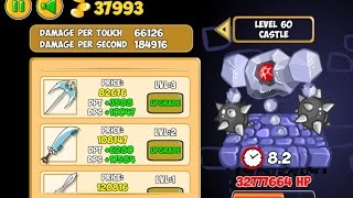 Clicker Monsters: Tap to Kill Android Gameplay