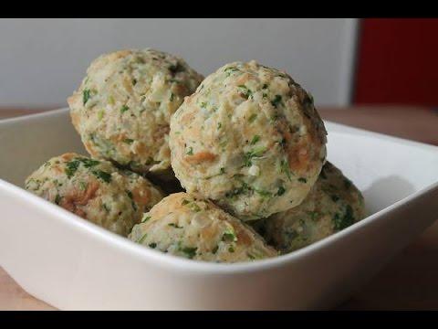 Semmelknödel Selber Machen (Rezept)    Homemade Bread Dumplings (Recipe)    [ENG SUBS]