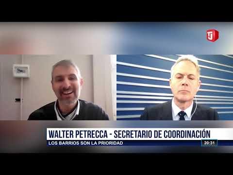 ENTREVISTA A WALTER PETRECCA