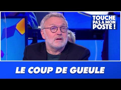 Le coup de gueule de Laurent Ruquier sur la crise sanitaire :