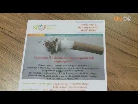 Ingyenes videókat nézni leszokni a dohányzásról