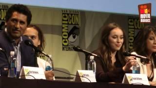 SDCC 2015 - Fear The Walking Dead Panel