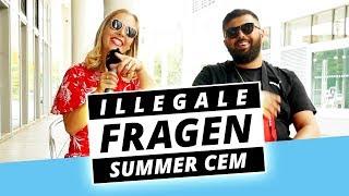 SUMMER CEM Ist Italiener?!   Illegale Fragen