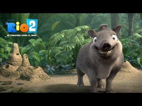 Rio 2 (Viral Clip 'Tapir Audition')