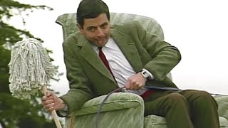 Inventive Bean | Clip Compilation | Mr. Bean Official
