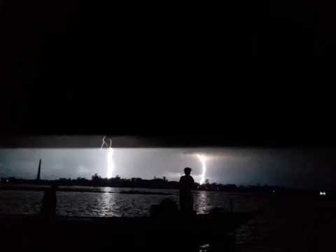 Live Thunder In Bangladesh (use Playback -0.25)