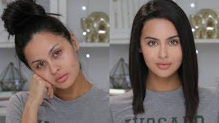 Glowy No Makeup Makeup Tutorial - Video Youtube
