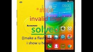 Lenovo A7000 imei repair - Most Popular Videos