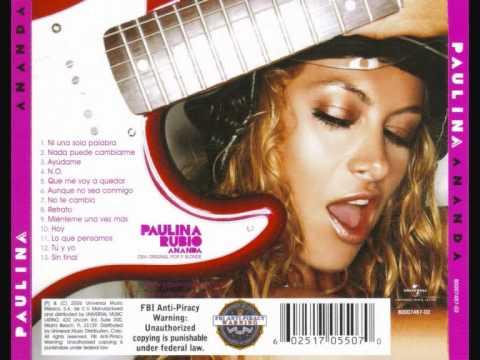 Paulina Rubio - 10 Hoy