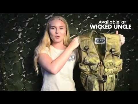 Youtube Video for Woodland Army Camouflage Vest
