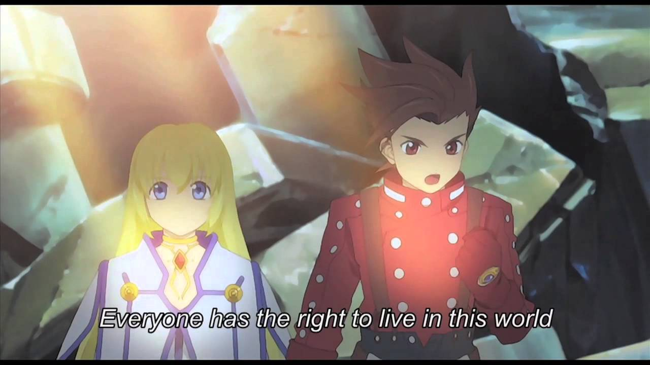Tales of Symphonia (Steam Key) video 1