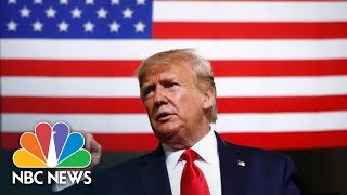 President Donald Trump Holds Campaign Rally In Las Vegas | NBC News (Live Stream Recording)