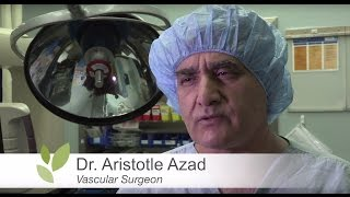 Dr  Aristotle Azad Interview - Royal Inland Hospital Foundation 2015