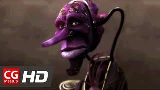 "CGI Animated Short Film HD ""Teaching Infinity "" by Bartek Kik,Jakub Jablonski   Platige   CGMeetup"