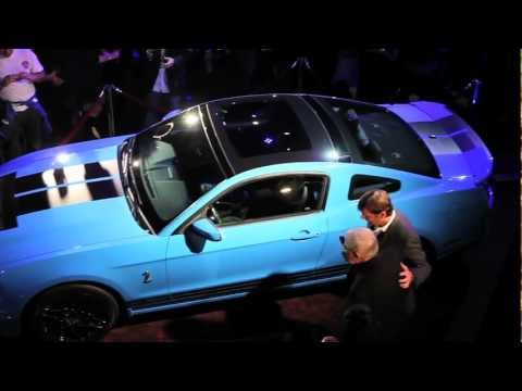 2013 Ford Shelby Mustang GT500 - 2011 LA Auto Show