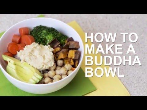 Video How To Make a Buddha Bowl | Get Healthy U Recipes