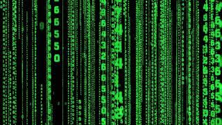 Matrix digit rain code cmd | Matrix rain code screensaver | Matrix rainfall wallpaper | Green Matrix