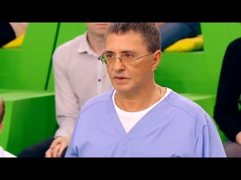 Доктор мясников о детских прививках