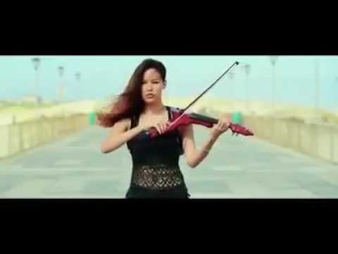 Alone (Alan Walker) - Electric Violin Cover | Caitlin De
