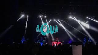Aqua - Intro + Back From Mars (Live at Grey Eagle Casino September 13, 2018 )