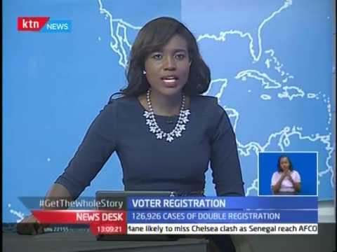KTN Newsdesk full Bulletin with Akisa Wandera - 24th January,2017