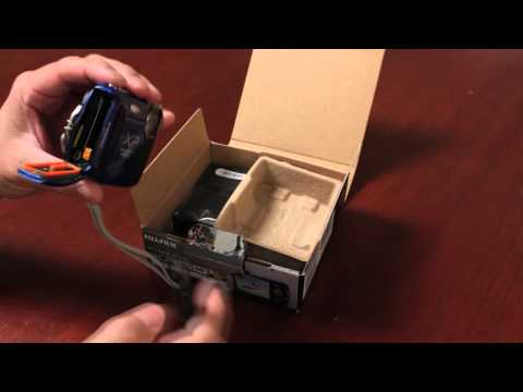 Fuji Guys - FinePix XP50 Part 2/3 - Unboxing & Getting Started