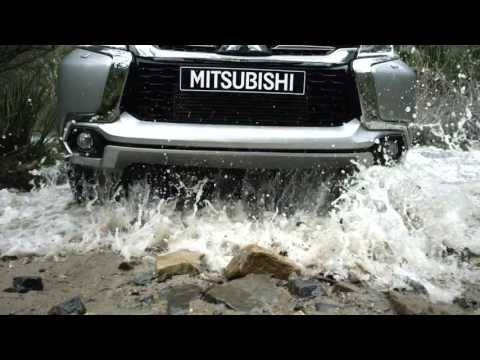 Mitsubishi Pajero Sport Внедорожник класса J - рекламное видео 2
